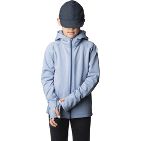 Houdini Power Houdi Jacket Kids up in the blue